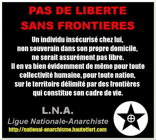 hans cany,proudhon,bakounine,national-anarchisme,identité & racines,races et ethnies,autodétermination